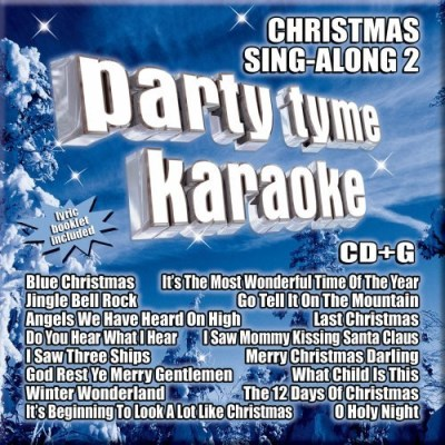 Party Tyme Karaoke Vol. 2 Christmas Sing Along Karaoke Incl. Cdg 16 Song