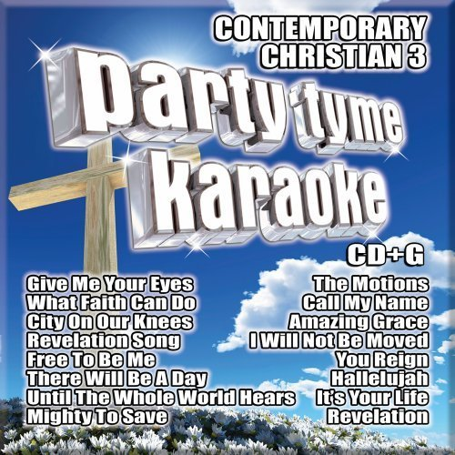 Party Tyme Karaoke Vol. 3 Contemporary Christian