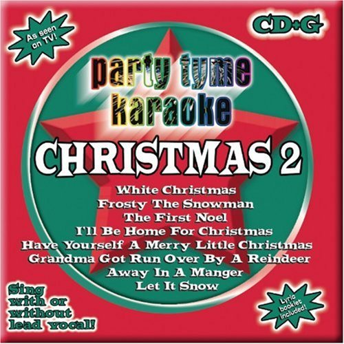 Party Tyme Karaoke Vol. 2 Christmas Karaoke Incl. Cdg 8+8 Song