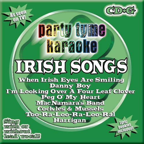 Party Tyme Karaoke Irish Songs Karaoke Incl. Cdg 8+8 Song