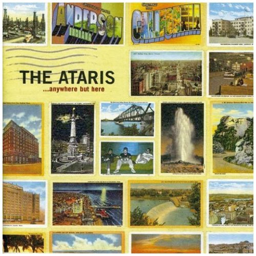 Ataris Anywhere But Here Remastered Incl. Bonus Track