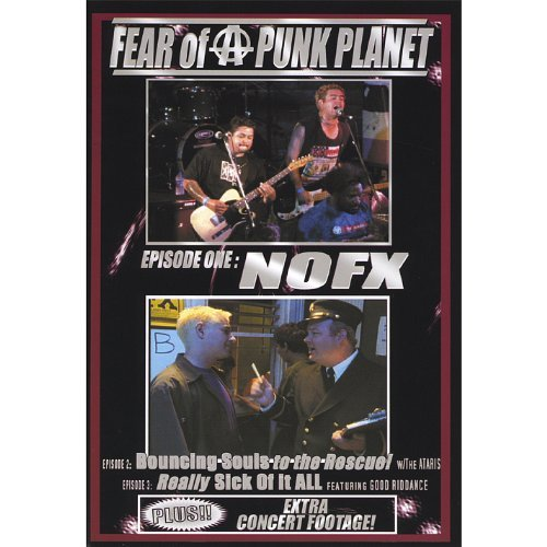 Fear Of Punk Planet Vol. 1 Fear Of Punk Planet Feat. Nofx Fear Of Punk Planet