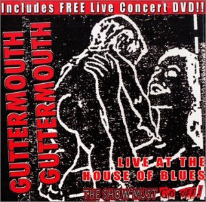 Guttermouth Live At The House Of Blues 2 CD