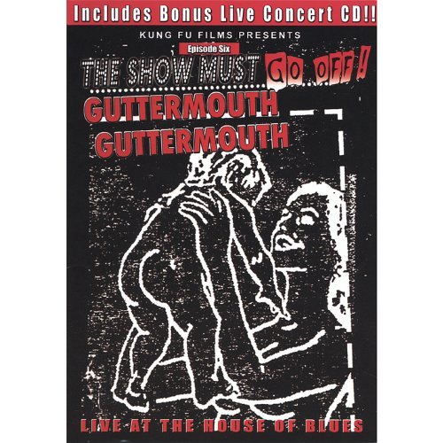 Guttermouth Live At The House Of Blues 2 DVD
