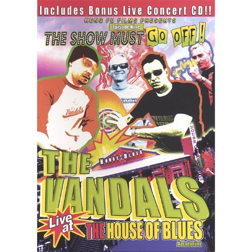 Vandals Live At The House Of Blues 2 DVD