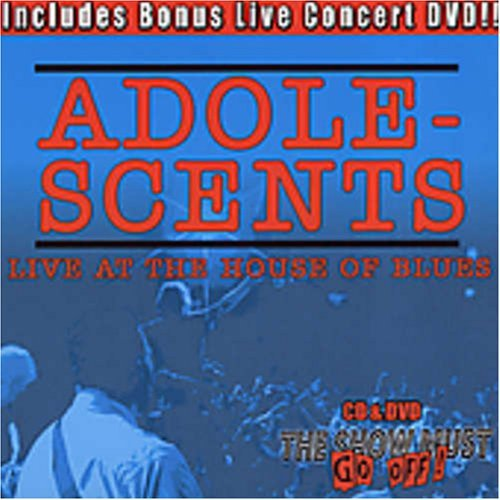 Adolescents Live At The House Of Blues Incl. Bonus DVD