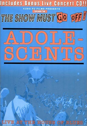 Adolescents Live At The House Of Blues Incl. Bonus CD