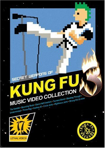 Secret Weapons Of Kung Fu Vol. 3 Secret Weapons Of Kung Vandals Bouncing Souls Shingo Throw Rag Circle Jerks