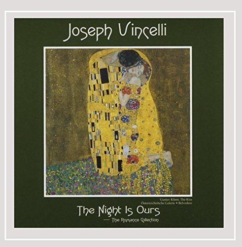 Vincelli Joseph Night Is Ours (romance)