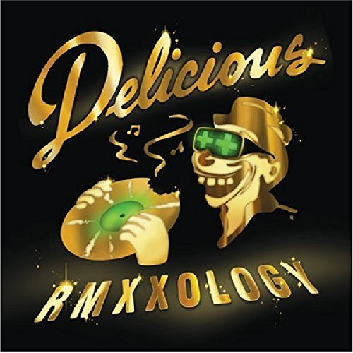 Delicious Vinyl All Stars Rmxxology 2 CD