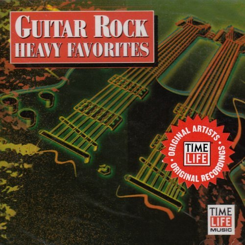 Guitar Rock Heavy Favorites Guitar Rock