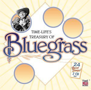 Time Life's Treasury Of Bluegr Time Life's Treasury Of Bluegr Flatt & Scruggs Monroe Allen Sparks Krauss Skaggs Martin