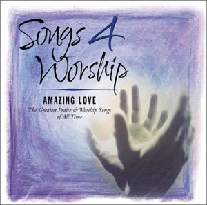 Songs 4 Worship Amazing Love Brentwood Singers Cooley 2 CD Set