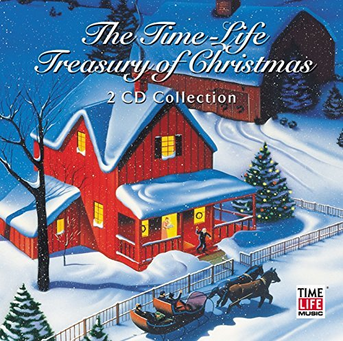 Time Life Treasury Of Chris Time Life Treasury Of Christma Como Crosby Fitzgerald Fisher 2 CD Set