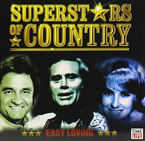 Superstars Of Country Easy Loving 2 Disc Set
