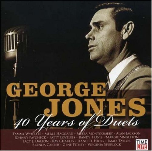 George Jones 40 Years Of Duets