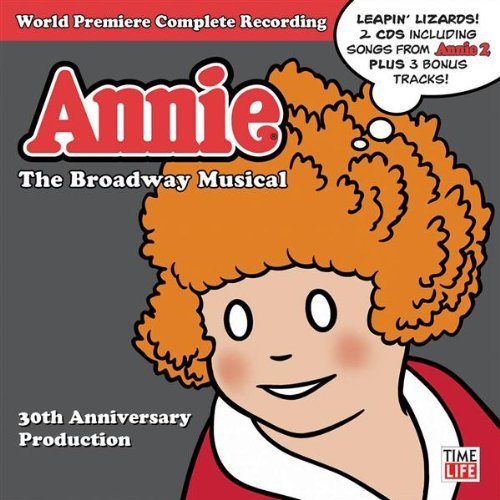 Annie The Broadway Musical 30 Soundtrack