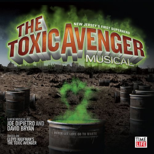 Various Artists Toxic Avenger Musical Incl. Bonus Track