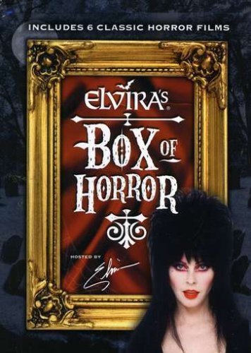 Elvira's Box Of Horrors Elvira Clr Nr 3 DVD