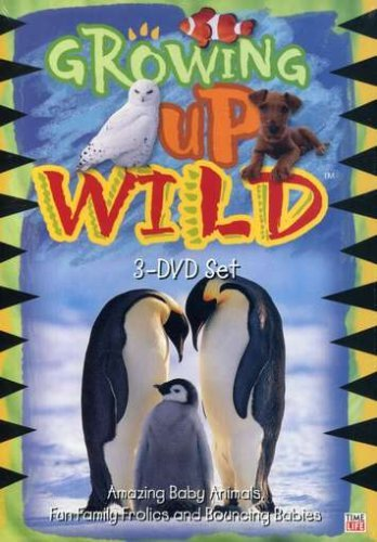 Growing Up Wild Box Set Growing Up Wild Nr 3 DVD