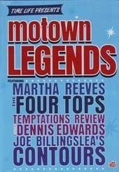 Martha Reeves The Four Tops The Temptations Review Motown Legends