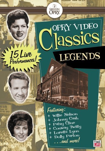 Opry Video Classics Legends