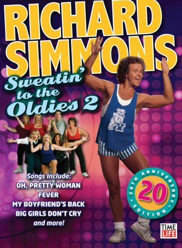 Richard Simmons Vol. 2 Sweatin' To The Oldies