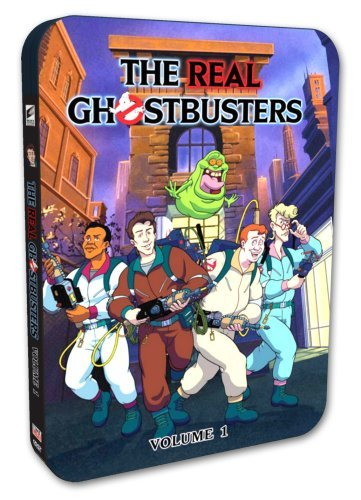 Real Ghostbusters Vol. 1 Nr 5 DVD