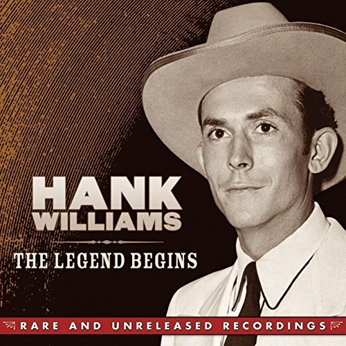 Hank Williams Legend Begins 3 CD