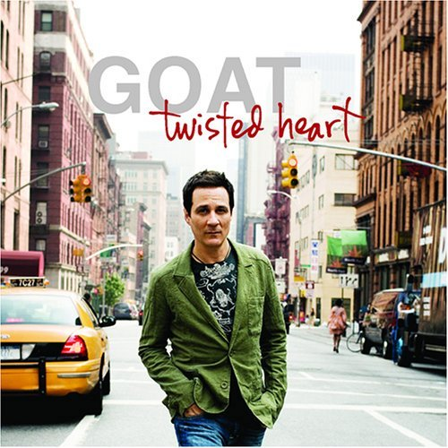 Goat Twisted Heart