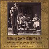 Warner Collection Vol. 2 Nothing Seems Better To Warner Collection