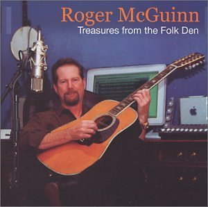 Roger Mcguinn Treasures From The Folk Den