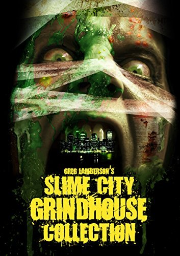 Slime City Grindhouse Collecti Slime City Grindhouse Collecti Nr 2 DVD