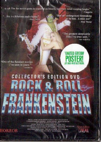 Rock N Roll Frankenstein Rock N Roll Frankenstein Clr Nr