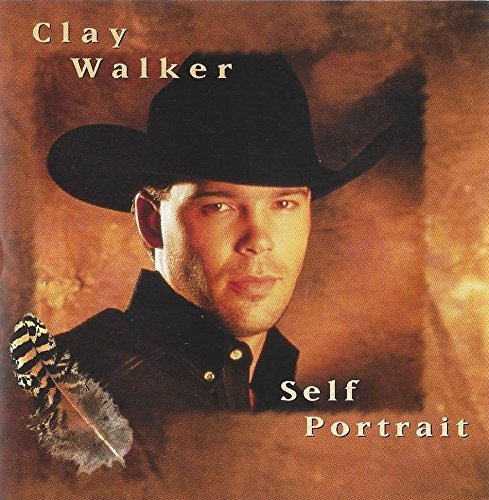 Walker Clay Self Portrait Enhanced CD
