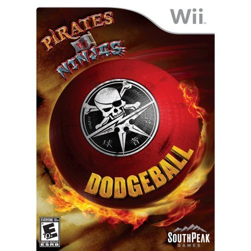 Wii Pirates Vs Ninja Dodgeball