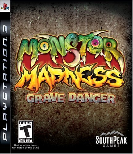 Ps3 Monster Madness