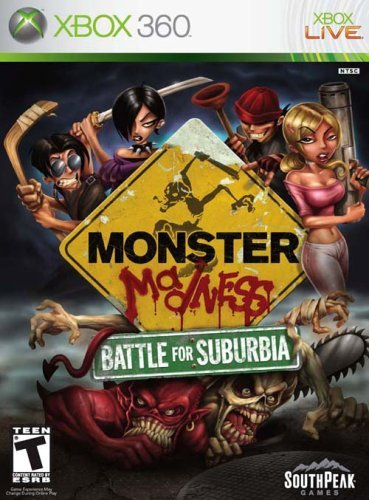 Xbox 360 Monster Madness