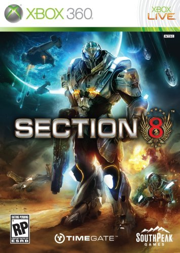 Xbox 360 Section 8
