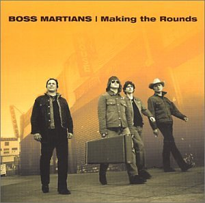 Boss Martians Making The Rounds