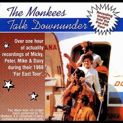 Monkees Monkees Talk Downunder Interview Disc