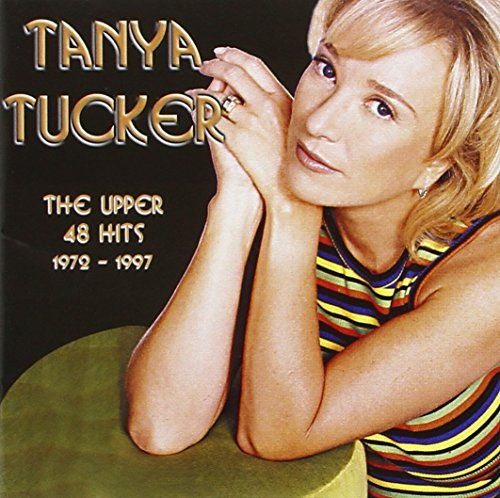 Tanya Tucker Upper 48 Hits 1972 97 2 CD Set