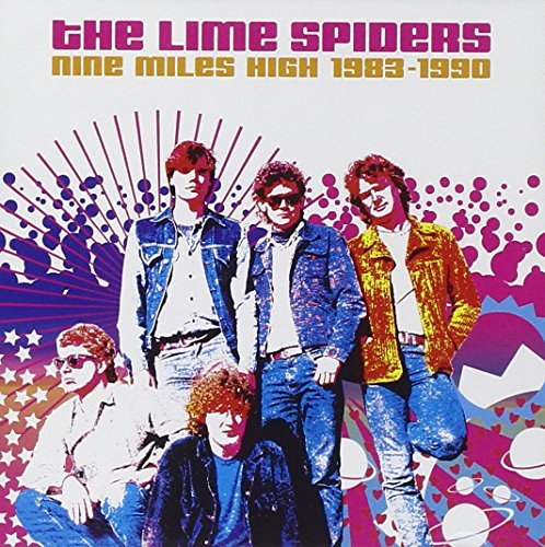 Lime Spiders Nine Miles High 1983 90