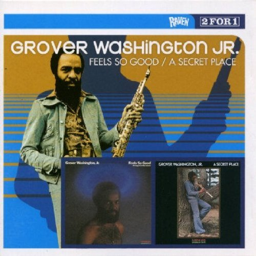 Grover Jr. Washington Fells So Good Secret Place 2 On 1