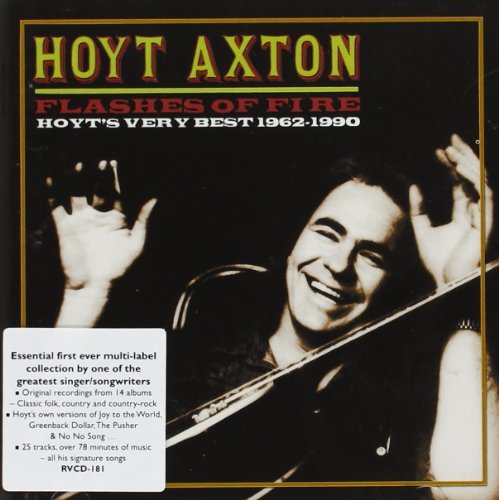Hoyt Axton Flashes Of Fire Hoyt's Very Be