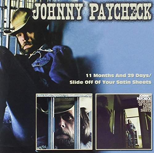 Johnny Paycheck 11 Months & 29 Days Slide Off