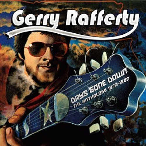 Gerry Rafferty Best Of 1970 82 Days Gone Do