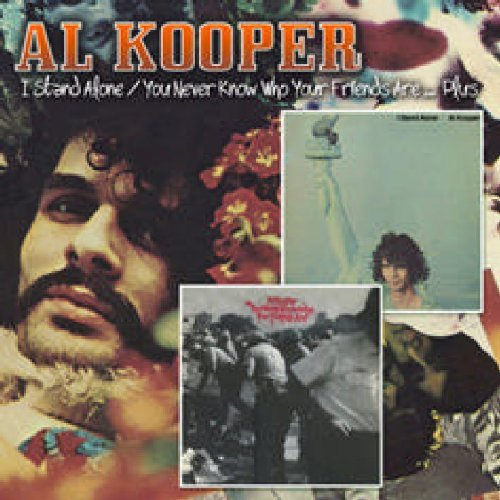 Al Kooper I Stand Alone & You Never Know 2 CD Set