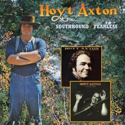 Hoyt Axton Southbound Fearless 2 CD Set