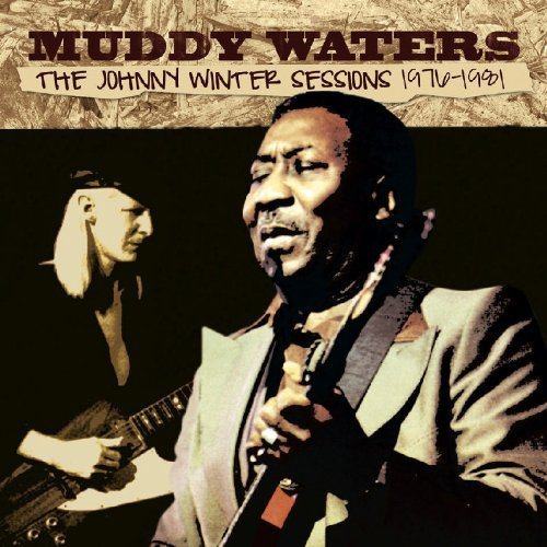 Muddy Waters Johnny Winter Sessions 1976 19